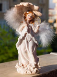 Angel Figurine Royalty Free Stock Image
