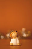 Angel figurine Royalty Free Stock Images