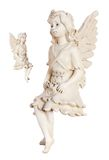 Angel Figurines Royalty Free Stock Images