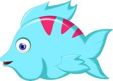 Angel fish cartoon. Illustration of angel fish cartoon Stock Photography