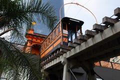 Angel Flight Funicular Railway Royalty Free Stock Photo
