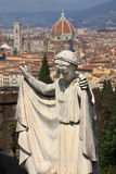 Angel in Florence Royalty Free Stock Image