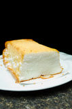 Angel Food Cake Short Bread Stock Photos