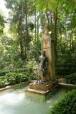 Angel Ganivet Monument Immagini Stock Libere da Diritti