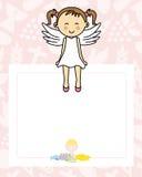 Angel Girl ilustração stock