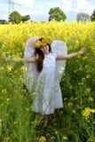 Angel Girl Fotografía de archivo libre de regalías