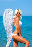 Angel Girl Royalty Free Stock Images