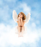 Angel girl Royalty Free Stock Photos