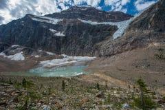 Angel Glacier Images libres de droits
