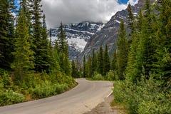 Angel Glacier Royaltyfri Fotografi