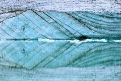 Angel Glacier Meltwater - Canada Royalty Free Stock Photos