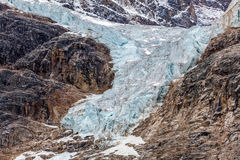 Angel Glacier 2015 Royalty Free Stock Image