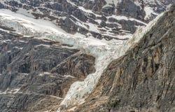 Angel Glacier Stock Photos