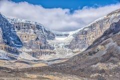 Angel Glacier royalty free stock photo