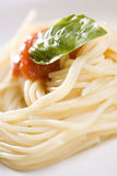 Angel Hair Pasta Royalty Free Stock Images