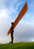 Angel Of het Noorden Royalty-vrije Stock Afbeeldingen