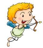 An angel Stock Image