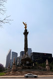 The Angel of Independence, Mexico City Stock Images