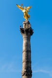 The Angel of Independence, a symbol of Mexico City Royalty Free Stock Image