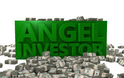 Angel Investor Stockbild