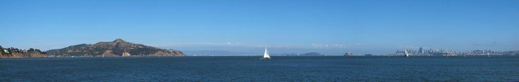 Angel Island, Alcatraz, San Francisco City Stock Images