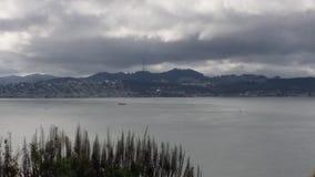Angel Island, California Fotografie Stock Libere da Diritti