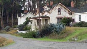 Angel Island, California. HOSPITAL Angel Island Stock Image