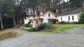 Angel Island Kalifornien Arkivfoton