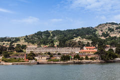 Angel island Stock Photography