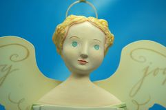 Angel Joy Royalty Free Stock Photography
