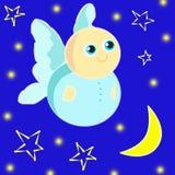 angel little puff Ελεύθερη απεικόνιση δικαιώματος