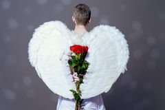 Angel of love Stock Photography