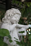 Angel made from ceramic Stock Images