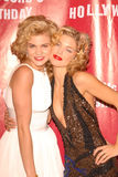 Angel McCord et AnnaLynne McCord  Photos stock