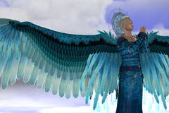 Angel Michael vector illustratie