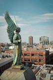 Angel monument Royalty Free Stock Photo