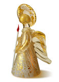 Angel of Murano glass Stock Photo