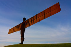 Angel of the North 01 Royalty Free Stock Photos
