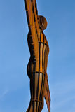 Angel of the North 02 Royalty Free Stock Photography