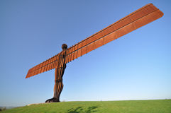 The Angel of the North Royalty Free Stock Image