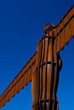 The Angel of The North Stock Image