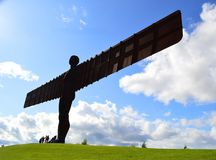 Angel of the North Stock Photos