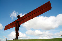 Angel of the North (England) Stock Images