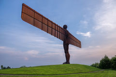 Angel of the North, England Stock Photography
