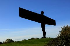 Angel of the North Royalty Free Stock Images