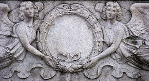 Angel Offerings Stock Foto's