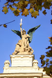 The Angel  from the Old Prague City, Czech Republic Royalty Free Stock Photos