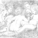Angel Or Cherub Drawing
