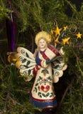 Angel Ornament Lizenzfreie Stockbilder