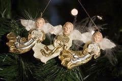 Angel Ornaments Stock Image